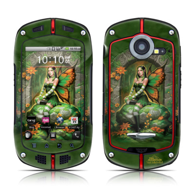 Casio G'zOne Commando Skin - Jade Fairy