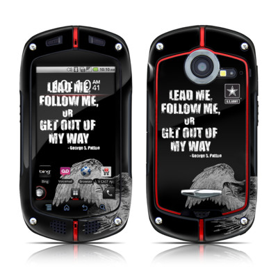Casio G'zOne Commando Skin - Lead Me
