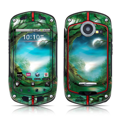 Casio G'zOne Commando Skin - Moon Tree