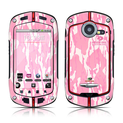 Casio G'zOne Commando Skin - New Bottomland Pink