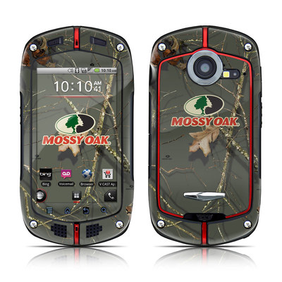 Casio G'zOne Commando Skin - Break-Up Lifestyles Evergreen