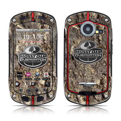Casio G'zOne Commando Skin - Mossy Oak Overwatch
