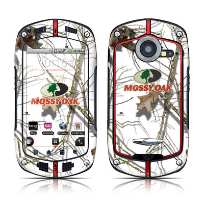 Casio G'zOne Commando Skin - Break-Up Lifestyles Snow Drift