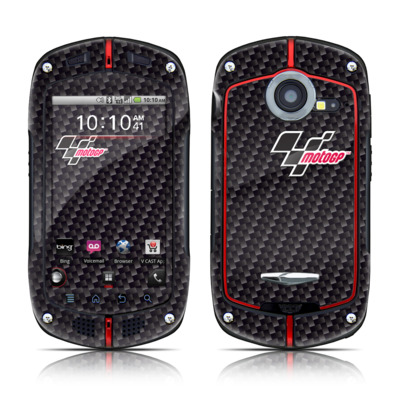 Casio G'zOne Commando Skin - MotoGP Carbon Logo