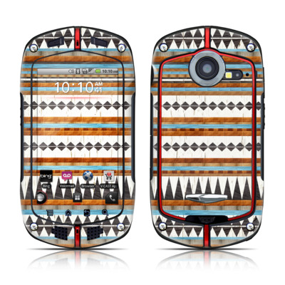 Casio G'zOne Commando Skin - Navajo