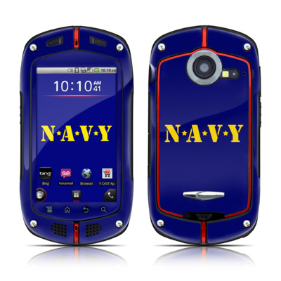 Casio G'zOne Commando Skin - Navy