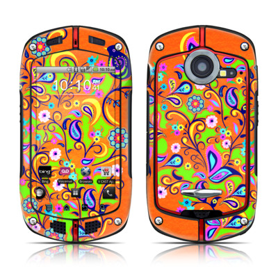 Casio G'zOne Commando Skin - Orange Squirt