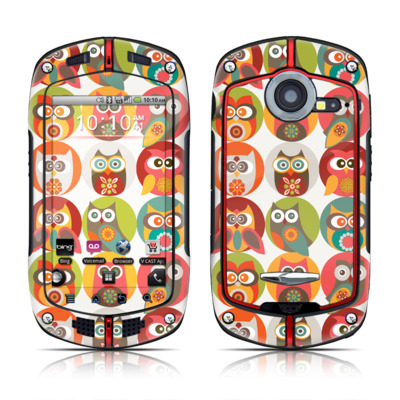 Casio G'zOne Commando Skin - Owls Family