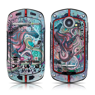 Casio G'zOne Commando Skin - Poetry in Motion