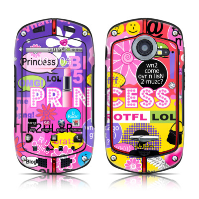 Casio G'zOne Commando Skin - Princess Text Me