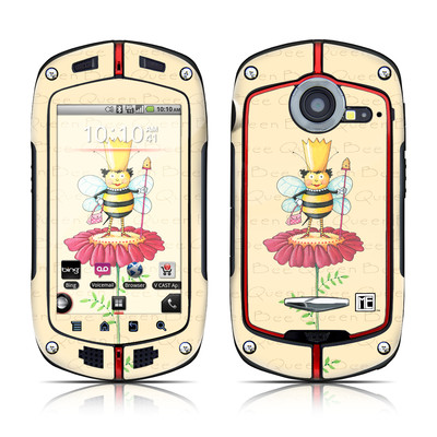 Casio G'zOne Commando Skin - Queen Bee