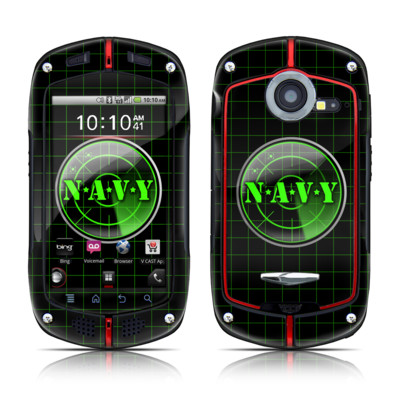 Casio G'zOne Commando Skin - Radar