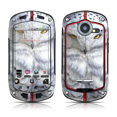 Casio G'zOne Commando Skin - Snowy Owl