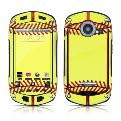 Casio G'zOne Commando Skin - Softball