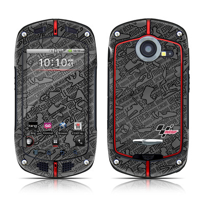 Casio G'zOne Commando Skin - Tracked