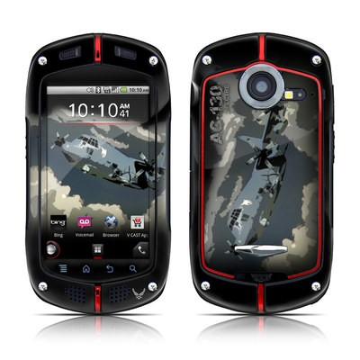 Casio G'zOne Commando Skin - AC-130