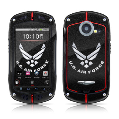 Casio G'zOne Commando Skin - USAF Black