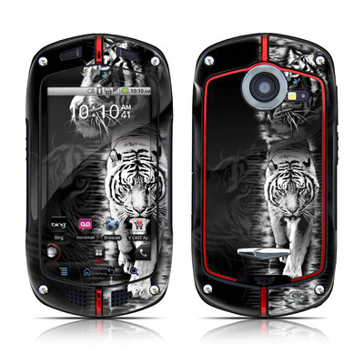 Casio G'zOne Commando Skin - White Tiger