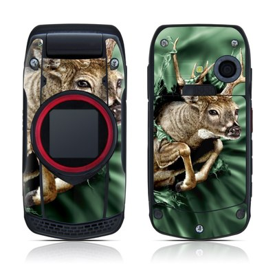 Casio G'zOne Ravine Skin - Break Through Deer
