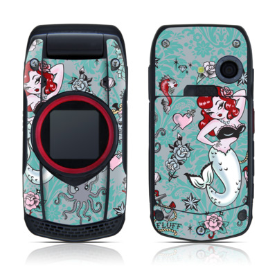 Casio G'zOne Ravine Skin - Molly Mermaid
