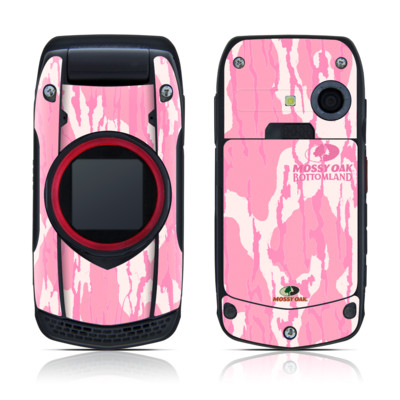 Casio G'zOne Ravine Skin - New Bottomland Pink