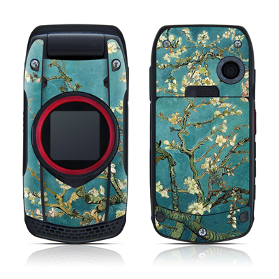 Casio G'zOne Ravine Skin - Blossoming Almond Tree