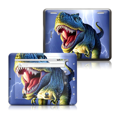 Coby Kyros 8in Tablet Skin - Big Rex