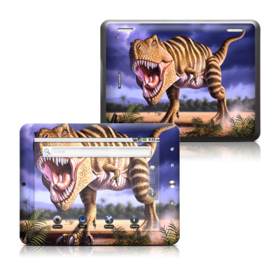 Coby Kyros 8in Tablet Skin - Brown Rex