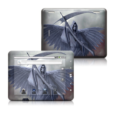 Coby Kyros 8in Tablet Skin - Death on Hold
