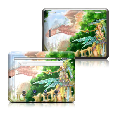 Coby Kyros 8in Tablet Skin - Dragonlore