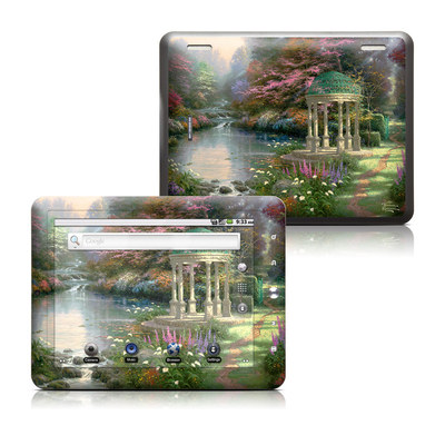Coby Kyros 8in Tablet Skin - Garden Of Prayer