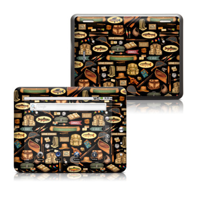 Coby Kyros 8in Tablet Skin - Gone Fishing