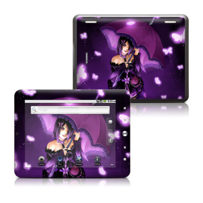 Coby Kyros 8in Tablet Skin - Gothic