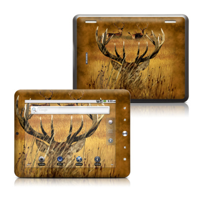 Coby Kyros 8in Tablet Skin - Hiding Buck
