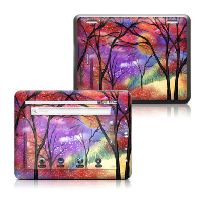 Coby Kyros 8in Tablet Skin - Moon Meadow