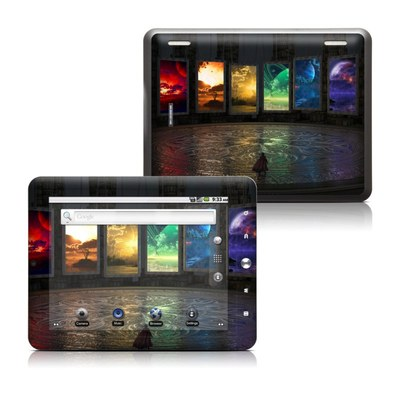 Coby Kyros 8in Tablet Skin - Portals