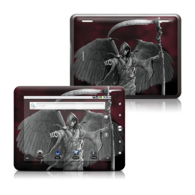 Coby Kyros 8in Tablet Skin - Time is Up
