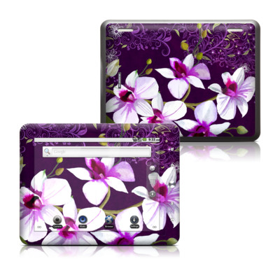 Coby Kyros 8in Tablet Skin - Violet Worlds