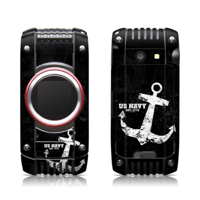 Casio G'zone Ravine 2 Skin - Anchor