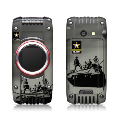 Casio G'zone Ravine 2 Skin - Army Troop
