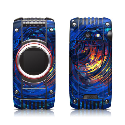 Casio G'zone Ravine 2 Skin - Clockwork