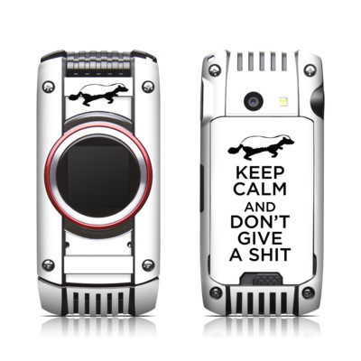 Casio G'zone Ravine 2 Skin - Keep Calm - HB