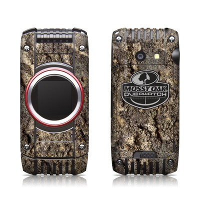 Casio G'zone Ravine 2 Skin - Mossy Oak Overwatch