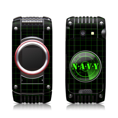 Casio G'zone Ravine 2 Skin - Radar