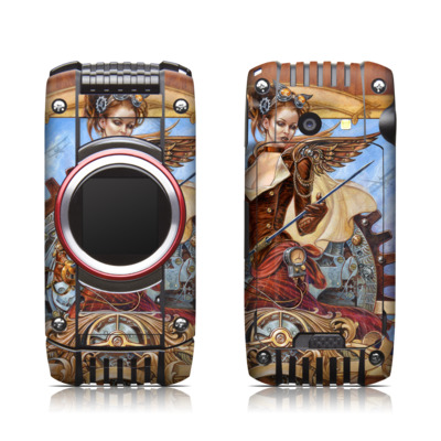 Casio G'zone Ravine 2 Skin - Steam Jenny