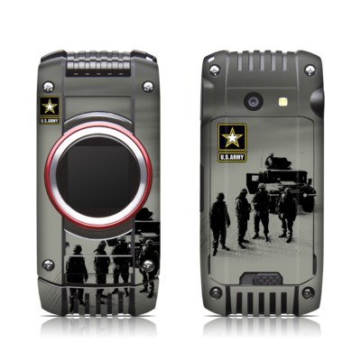 Casio G'zone Ravine 2 Skin - Soldiers All