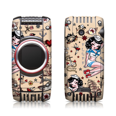 Casio G'zone Ravine 2 Skin - Suzy Sailor