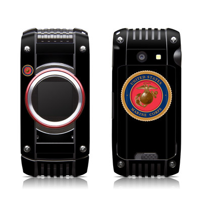 Casio G'zone Ravine 2 Skin - USMC Black