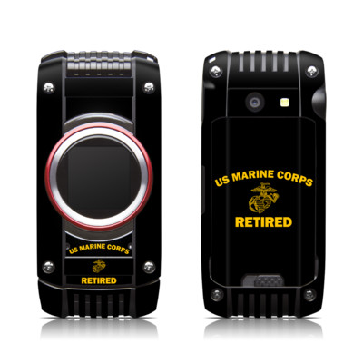 Casio G'zone Ravine 2 Skin - USMC Retired
