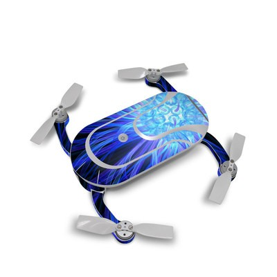 Dobby Pocket Drone Skin - Something Blue